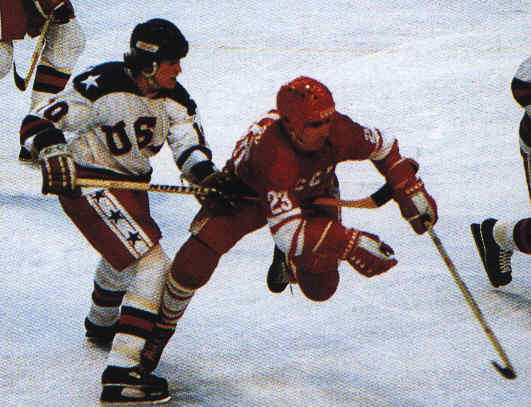 Right wrong the 1980s olympic match up of the ussr and us hockey