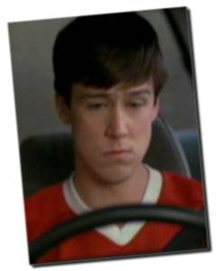 Alan Ruck plays Cameron