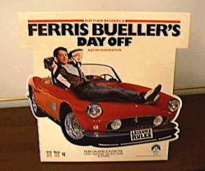 background picture ferris beulers Ferris Beuler s Day Off ferrari